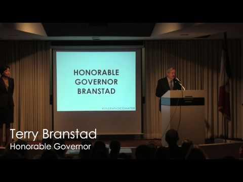 Student Voices Matter 2015: Iowa Governor Branstad & Lt. Governor Reynolds