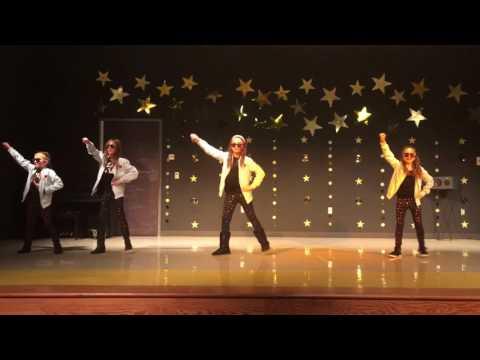 3rd grade talent show