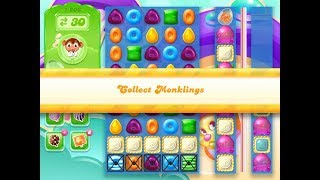 Candy Crush Jelly Saga Level 1206 (No boosters)