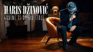 Haris Dzinovic  Godine ti dobro stoje  (Official Video 2017)