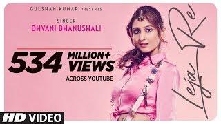 Leja Re Bollywood Song | Dhvani Bhanushali | Tanishk Bagchi | Rashmi Virag |Radhika Rao| Vinay Sapru