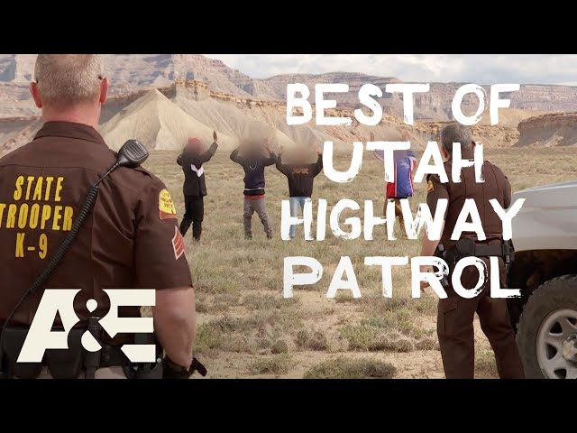 Live PD: Most Viewed Moments from Utah Highway Patrol | A&E