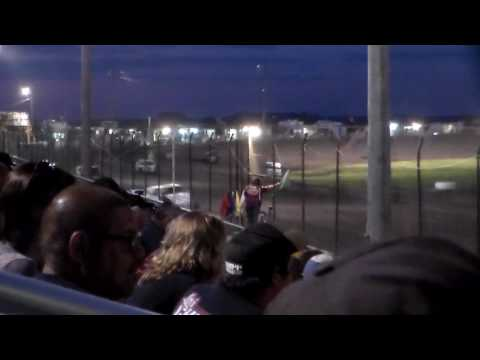 Sport Mod Heat 3 @ Hancock County Speedway 08/13/16