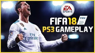FIFA 18 - PS3 Xbox 360 Gameplay Full Match HD
