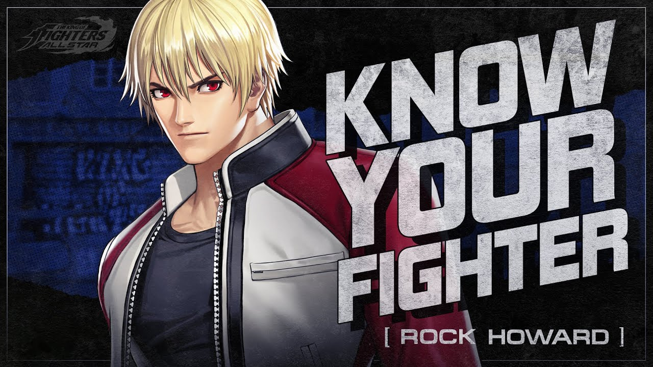 Know Your Fighter - Rock Howard