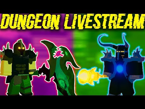 PLAYING DUNGEON QUEST WITH FANS