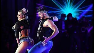 Se prendió fuego el estudio: Sol Pérez bailando reggaeton dejó a todos con la boca abierta