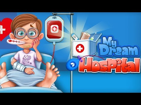MY DREAM HOSPITAL! | Fun caring games for girls online |