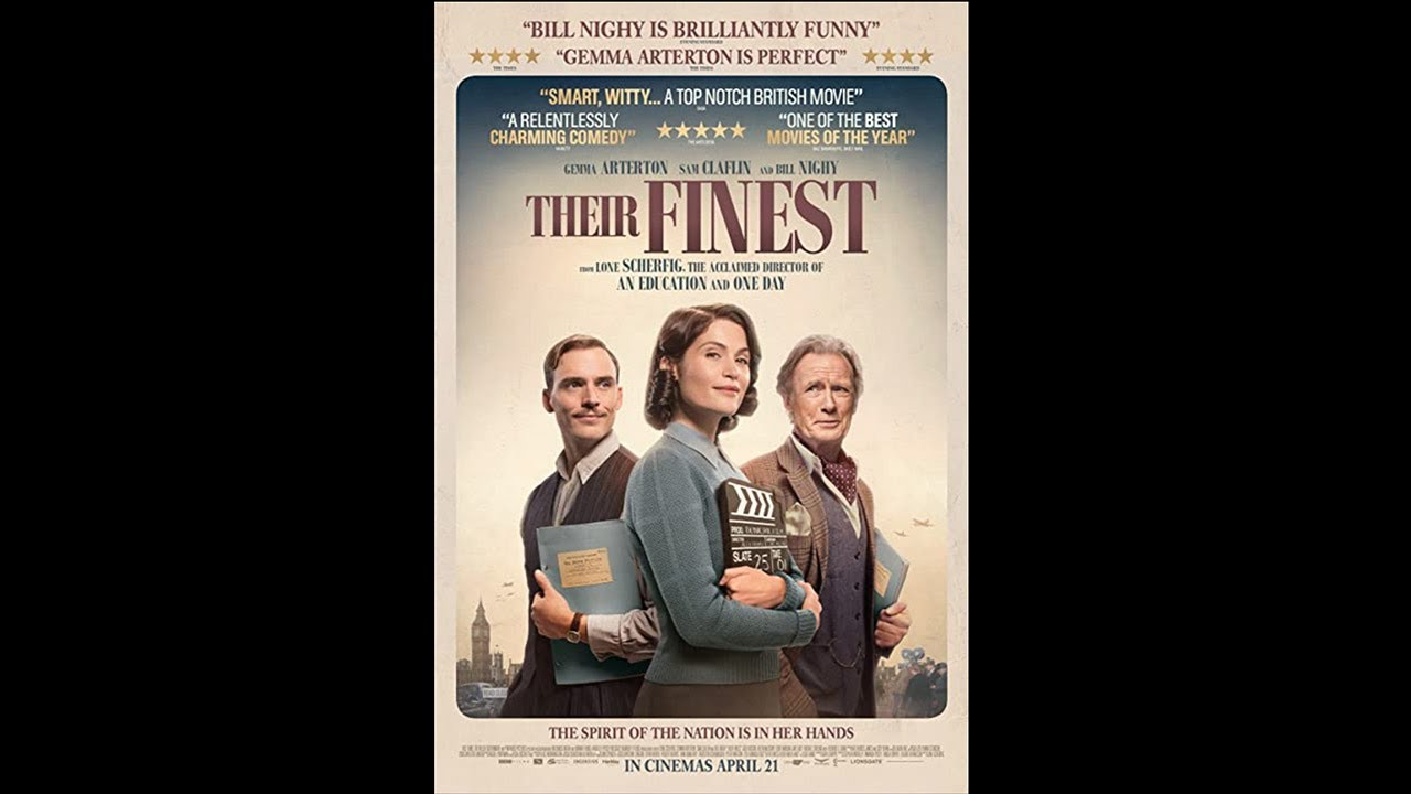 Download Their Finest (2016) Streaming HD