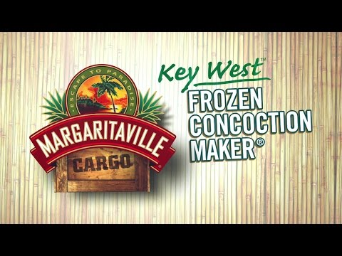 Margaritaville® Key West™ Frozen Concoction Maker®, With Easy Pour Jar & Extra Large Ice Reservoir