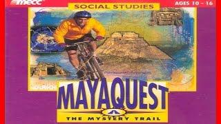 MayaQuest Trail 1995 PC
