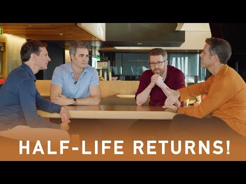 The Final Hours of Half-Life: Alyx -- Behind Closed Doors at Valve Interview