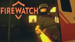 Firewatch All Cutscenes (Game Movie)