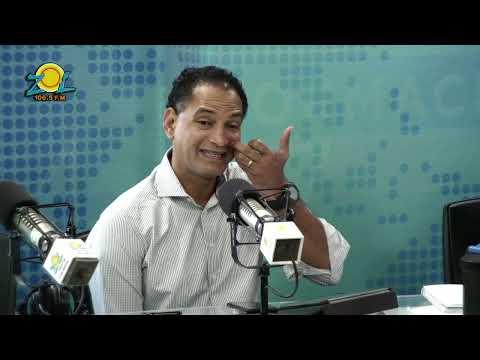 Jose Laluz comenta informe dice que en el sector público se gana más que el sector privado