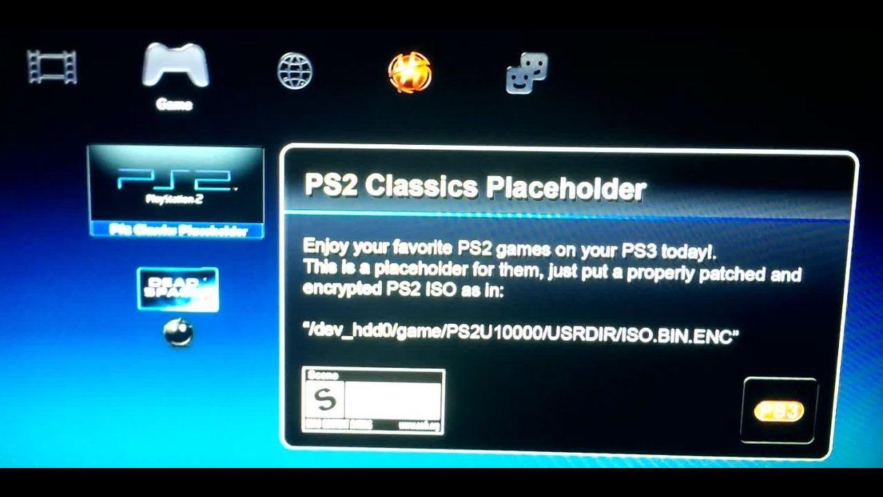 как запустить ps3 emulator 1 9 4