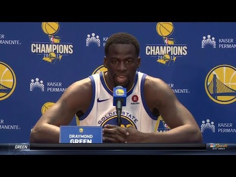 Draymond Green On Kevin Durant