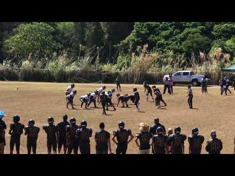 kohala vs pahoa 09.30.17 game highlights