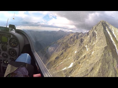 High and Low Tatra Mountains, Slovakia, June 2016
