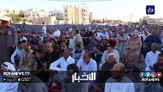 صلاة العيد في الزرقاء - (21-8-2018)