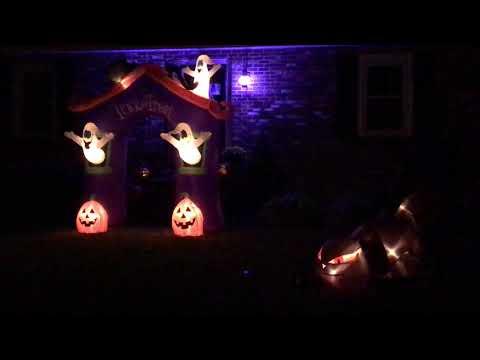 Halloween в Массачусетсе - 3 - Натик - дом Trick-or-Treat