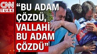 Osman Büyükşen, jandarmaya sarılarak ağladı! Büyükşen cinayeti çözüldü