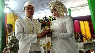 WEDDING LIA AND WAWAN