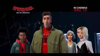SPIDER-MAN: INTO THE SPIDER-VERSE- In Cinemas DEC 12