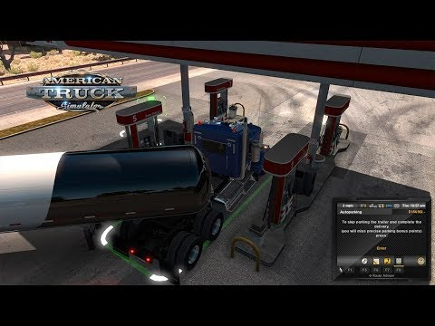 American Truck Simulator-Grand Canyon Delivery from Tucson