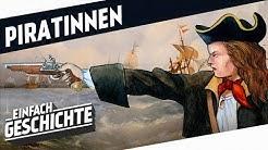 Die berühmtesten Piratinnen aller Zeiten l PIRATEN