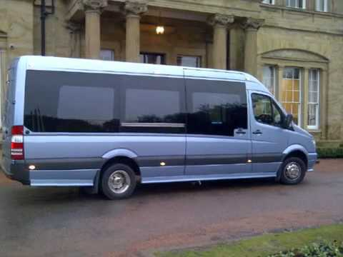 Mini Bus Hire - APM Luxury Coach Travel