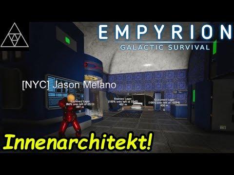 Das beste Bausystem aller Survival Games? Basis Ausbau & Inneraum Design! ►Empyrion #03