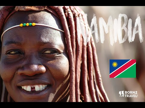 Angola & Namibia | Watch our amazing adventure in Southwest Africa | Just 2 Min | born2travel.it