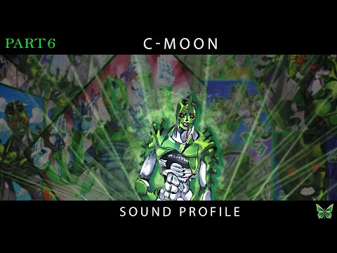 JJBA: C-MOON STAND SOUND PROFILE (ジョジョ 6部)
