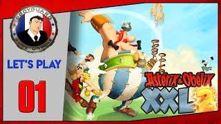 Asterix & Obelix XXL 2 Un Jeu Rigolo Qui Détestent bien #1 (Rediffusion)