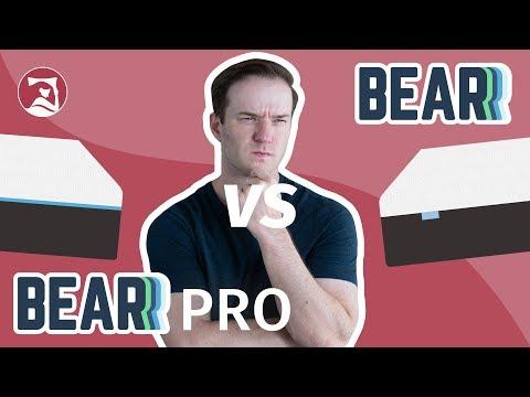 Bear Pro Vs Bear Mattress - Which Bear Wins Out?