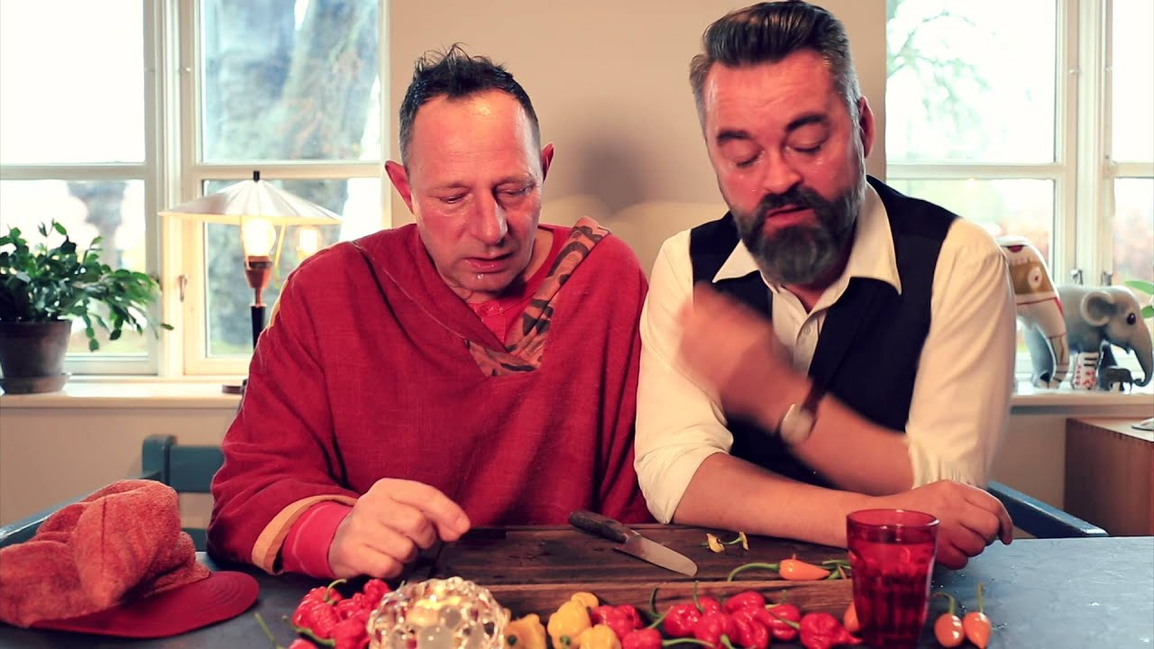 Chilismagning med Pyrus og Chili Klaus 3 af 4 - YouTube