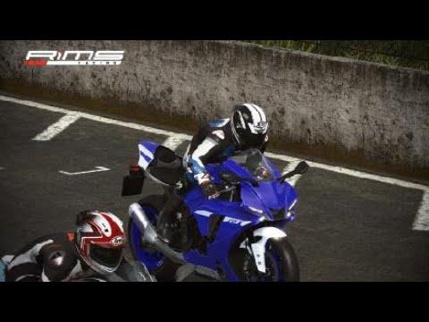 RiMS Racing First race |