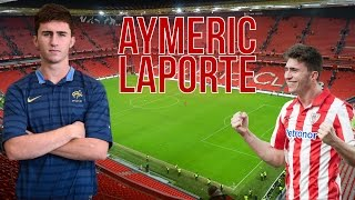 Aymeric Laporte [2014-2015] HD   Tackles, Defenses, Dribbling, Passes   Athletic Club Bilbao
