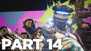BORDERLANDS 3 Walkthrough Gameplay Part 14 - WARDEN BOSS (FULL GAME)
