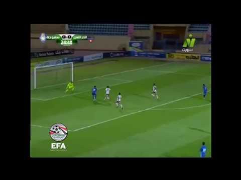 Nasr ll taden 0 - 1 Smouha Egyptian league 2016/2017