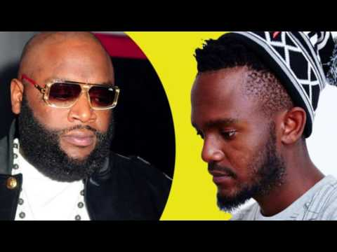 Kwesta's new track with Rick Ross | AKA & Anatii - Don't Forget to Pray