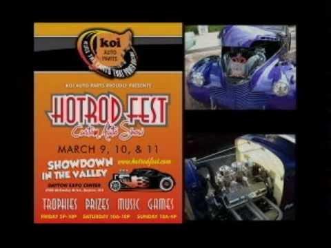KOI Presents The Hot Rod Fest 2012 in Dayton