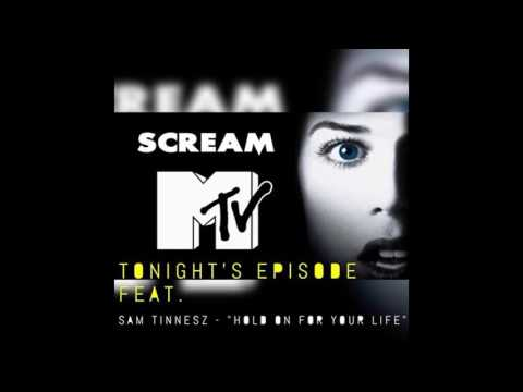 sam tinnesz  hold on for your life mtv scream 2x10 + download