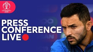 Post Match Press Conference India VS Afghanistan   ICC Cricket World Cup 2019