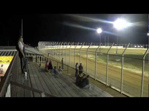 Outlaw Motor Speedway A mod  5/18/12