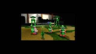 Army Men RTS Demo - This Old Fortress