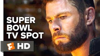 Avengers: Endgame Super Bowl TV Spot (2019) | Movieclips Trailers