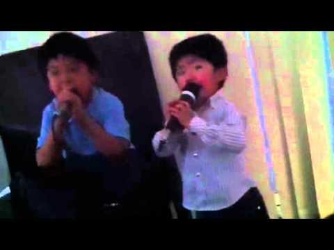 Willis sing Karaoke - 19th Sept '12