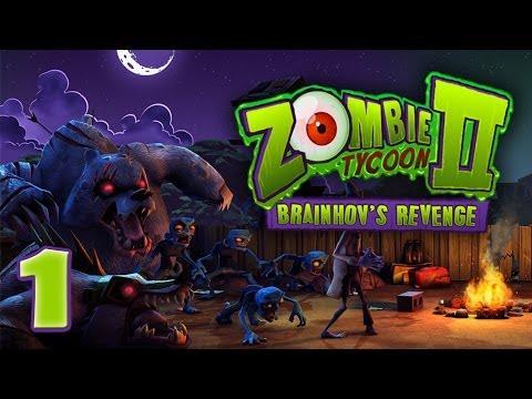 Прохождение Zombie Tycoon 2: Brainhovs Revenge - #1