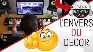 Devenir Beatmaker : L'ENVERS DU DECOR